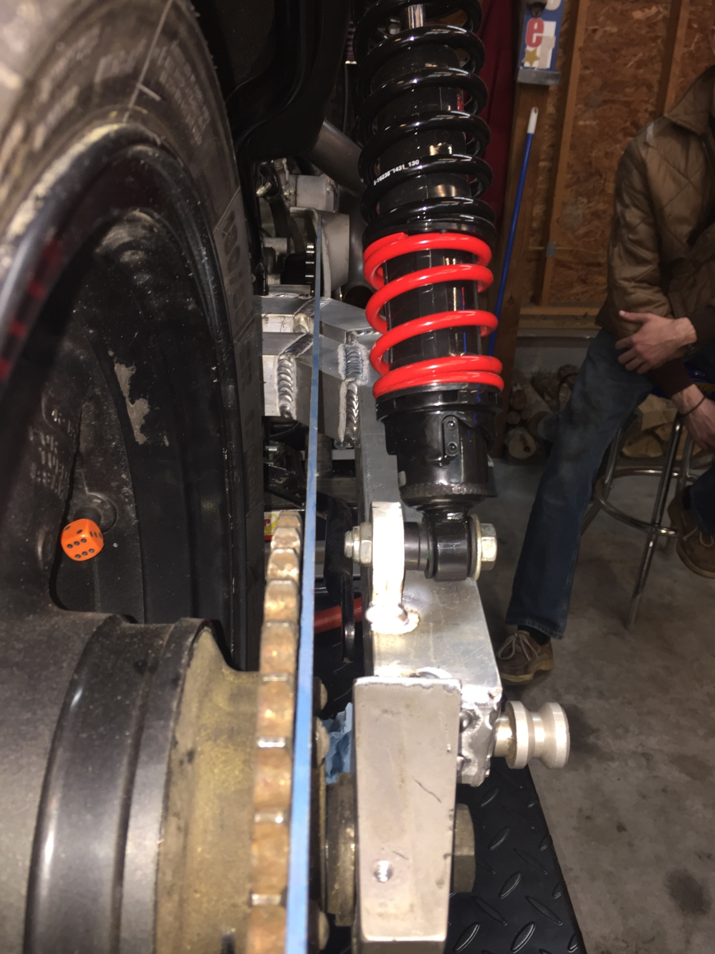 Perfect Sprocket Alignment