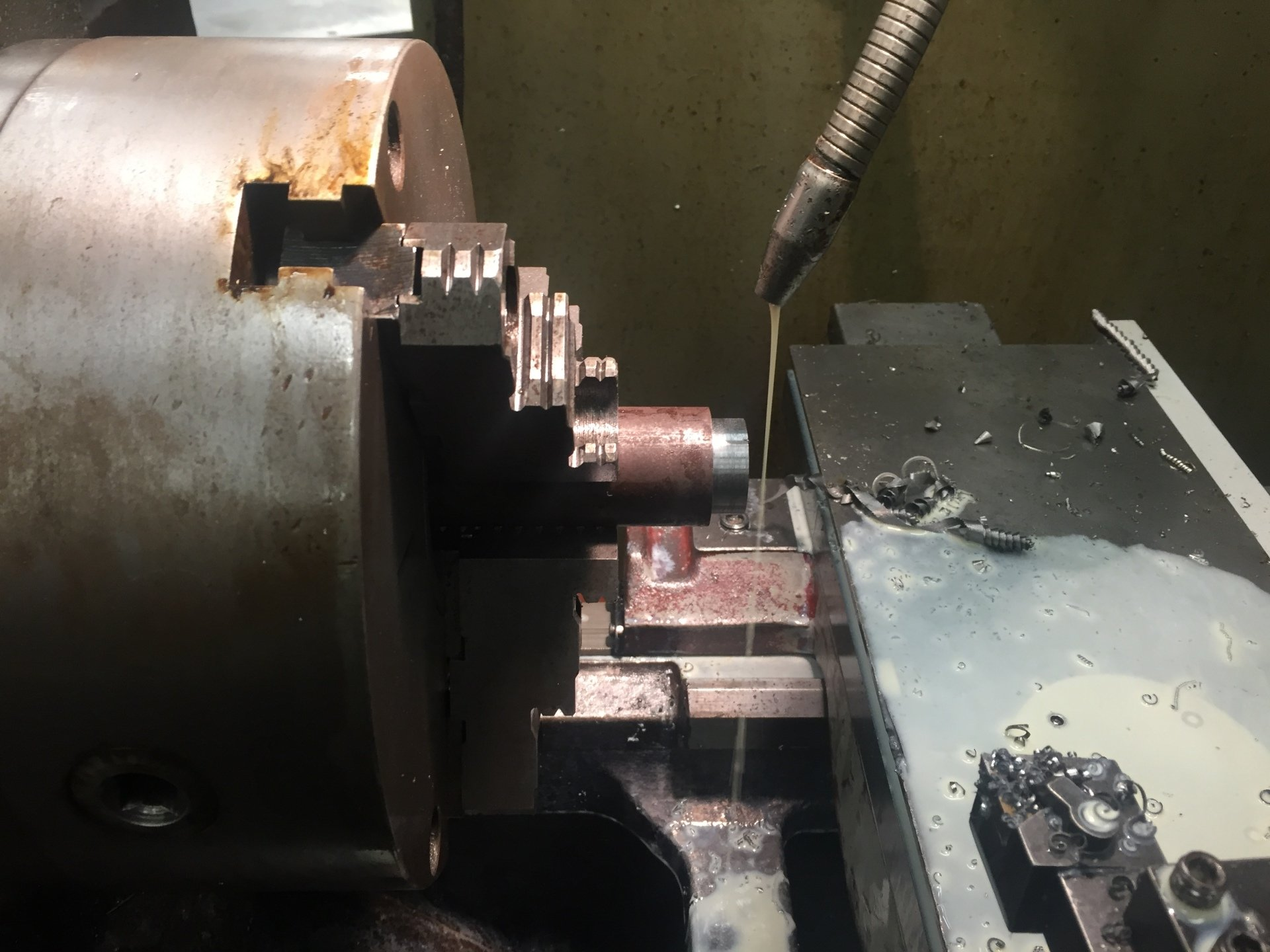Custom Spacer Fabrication